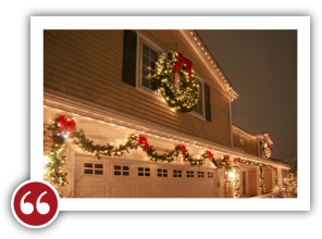 Chicago Light Up Your Holidays Reviews Testimonials - Anna M. | Lake Forest, Illinois