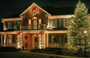 Chicago Holiday Lighting Installation Professional