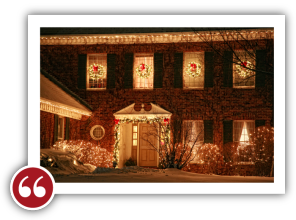 Chicago Light Up Your Holidays Reviews Testimonials