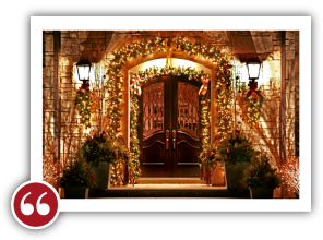 Chicago Light Up Your Holidays Reviews Testimonials - Sandy S. | Glenview, Illinois