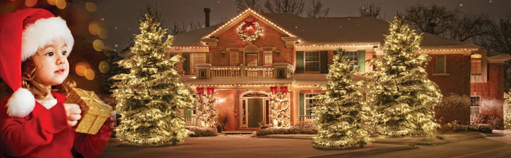 Christmas / Holiday Lights & Decor Installation Service 1